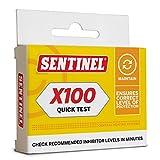Sentinel - Kit test X100 - SENTINEL : X100T-QT-FR