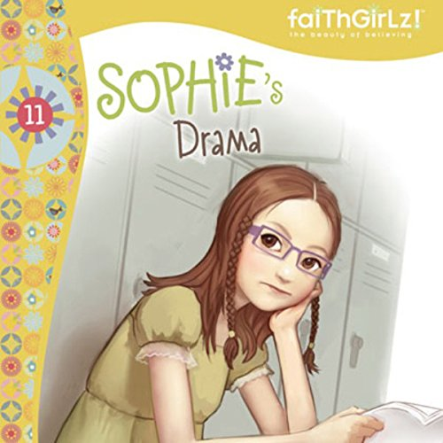 Sophie's Drama audiobook cover art