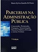 Parcerias Na Administraçao Publica
