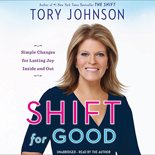 Shift for Good audiobook cover art