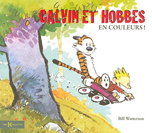 Calvin et Hobbes En couleurs !