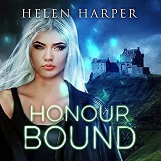 Honour Bound audiobook cover art