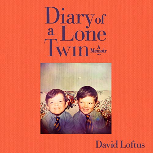 Couverture de Diary of a Lone Twin