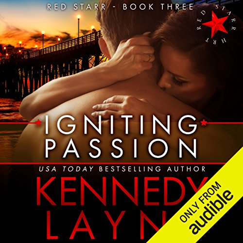 Igniting Passion audiobook cover art