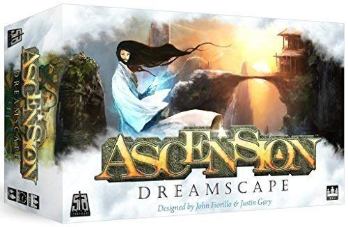 7Gypsies Ascension (9. Set): Dreamscape Kartenspiel, klar