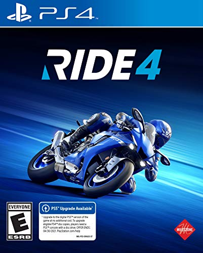 Ride 4 for PlayStation 4 [USA]