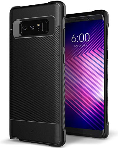 Caseology Vault for Samsung Galaxy Note 8 Case (2017) - Black