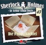 Sherlock Holmes – Fall 43 – Die Pappschachtel