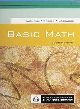 Essential Mathematics, 2nd Custom Publication 0618324755 Book Cover