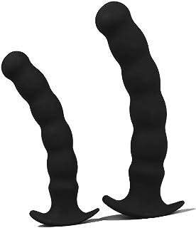 Lovense Super Soft Plug Beads Dilatador Er Massage Prostatar Funny Toys Couples,L
