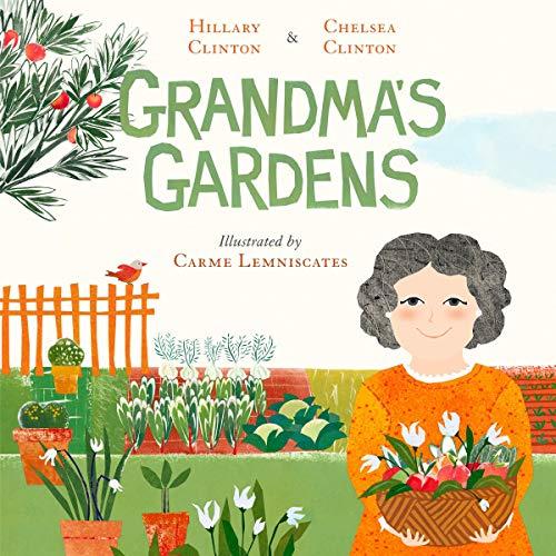Grandma's Gardens cover art