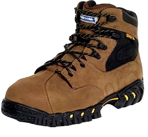 Michelin Men's Steel Toe Metatarsal Guard Hitop Boots