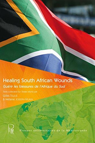 Healing South African Wounds / Guérir les blessures de l'Afrique du Sud (Les Carnets du Cerpac Book 7) (English Edition)