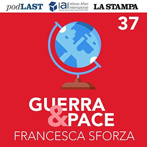 Il mondo a parte di Castel Volturno (Guerra & Pace 37) copertina