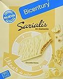 Bicentury Barrita Cereales Y Cacao Chocolate Blanco Sarialís - 120 gr
