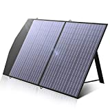 ALLPOWERS 100W Portable Solar Panel Charger for Laptops, Foldable US Solar Cell Solar Charger with MC4 Output for Most Portable...