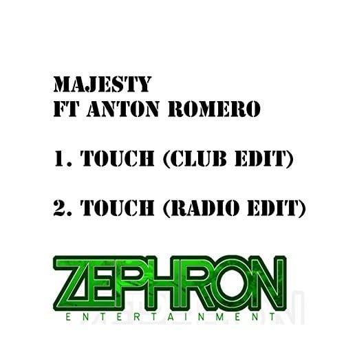 Majesty feat. Anton Romero