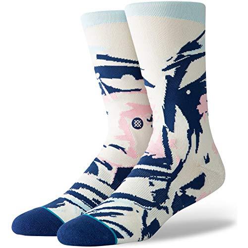 Stance Michael Kagan - Calcetines de piloto, color azul