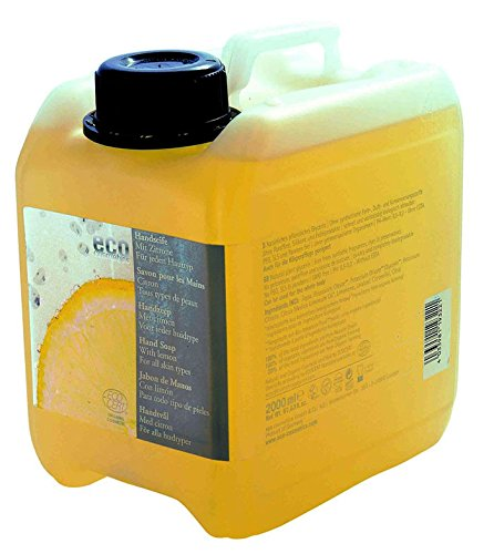 Eco Cosmetics: Handseife - Zitrone Kanister 2L