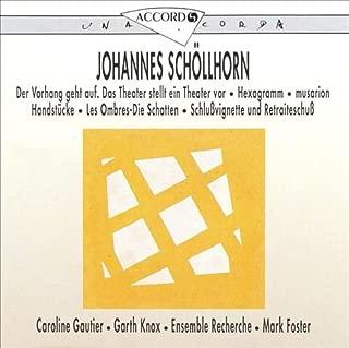 Hand-Stücke / Hexagramm Musarion / Les Ombres