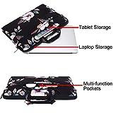 Zoom IMG-2 mosiso laptop borsa a tracolla