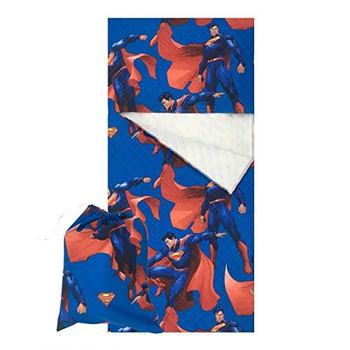 Panini Tessuti - Schlafsack Kindergarten für Kleinkinder mit Turnbeutel, Zuhause, Bettwäsche für Kinderbett - 138 x 68 cm - design für Kinder, kinderschlafsack baumwolle 100%, Made in Italy