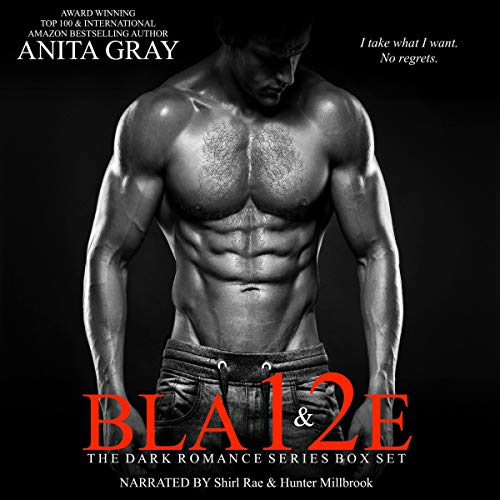 BLAIRE & BLAI2E: Box set: The Dark Romance Series audiobook cover art