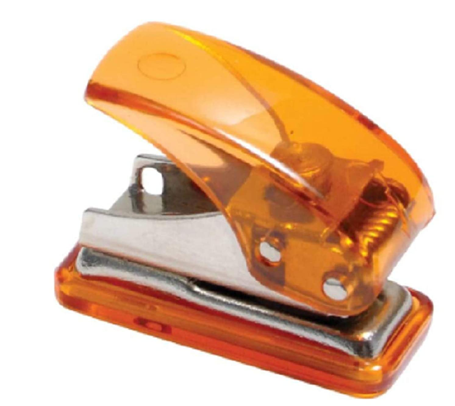 Baumgartens 20270 Single Hole Punch, Mini, 3.5 X 3 X 2 Inches, Assorted, Orders Will Contain Only 1 Single Hole Punch