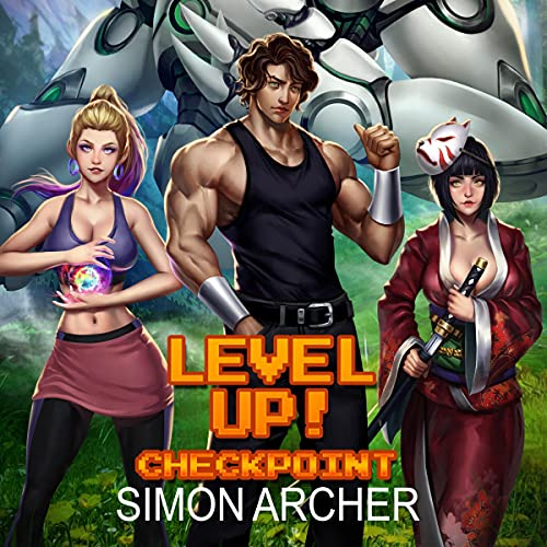 Level Up!: Checkpoint cover art