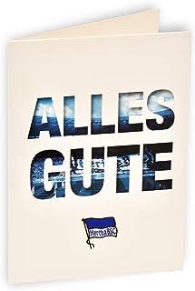 Geburtstagskarte Eintracht Frankfurt Karte Glückwunschkarte SGE Alles Guude