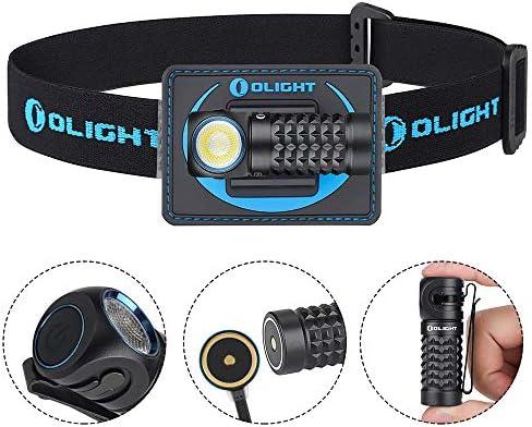 Olight Perun Mini 1000 Lumens Cool White Compact Multi Use 16340 Rechargeable Handheld Flashlight product image