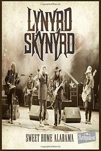 Lynyrd Skynyrd Rock Band Jogging Log.