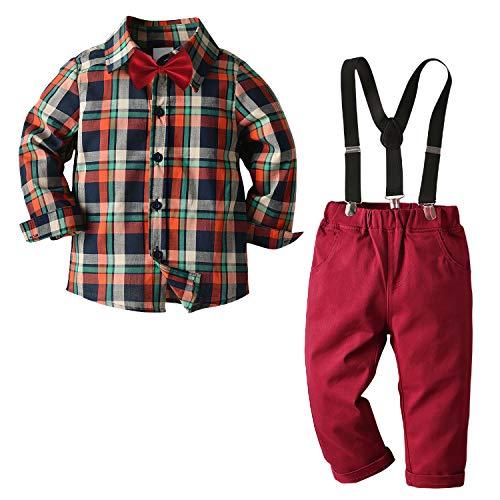 Nwada Abbigliamento per Bambini Ragazzi Vestiti...