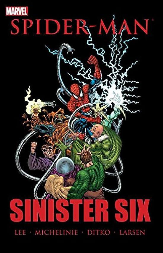 ロマンチック仮装おいしいSpider-Man: Sinister Six (Amazing Spider-Man (1963-1998)) (English Edition)
