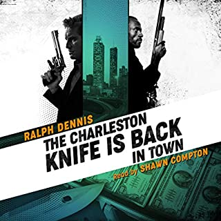The Charleston Knife Is Back in Town audiobook cover art