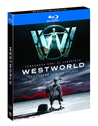 Westworld Temporada 1+2 Blu-Ray [Blu-ray]