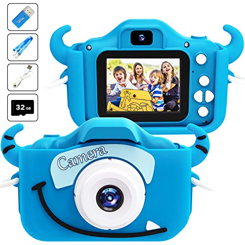 Goopow Kids Camera Toys for 3-8 Years Old Boys and Girl,...