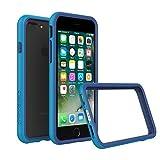 RhinoShield Bumper Case kompatibel mit [iPhone 7 Plus / 8 Plus] | CrashGuard - Schock Absorbierende...