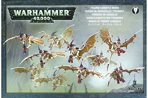 Games Workshop 99120106018 Warhammer 40,000 Tyraniden Gargoylenrotte