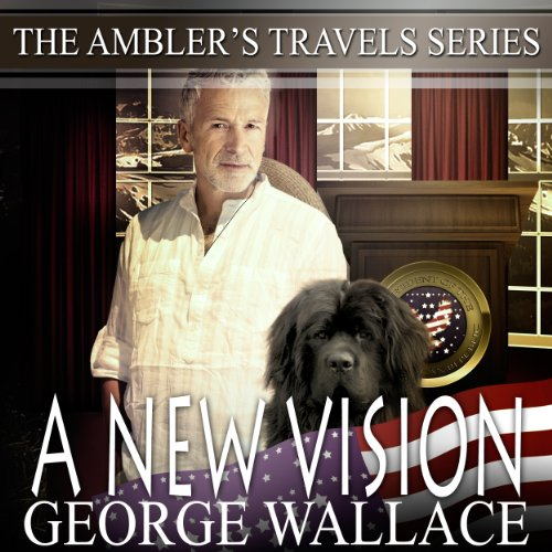 A New Vision audiobook cover art