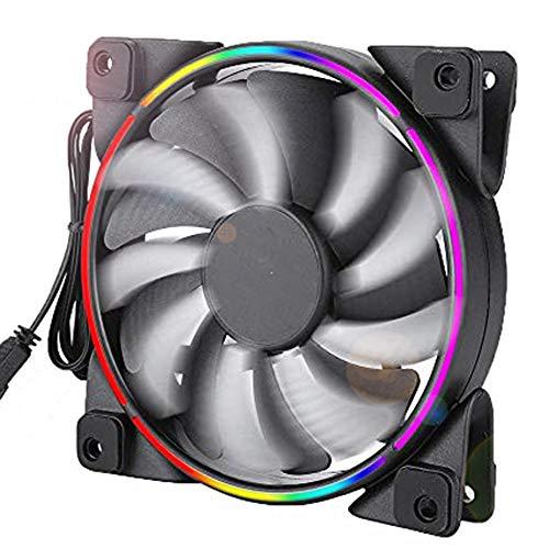 CPU Cooling Fan Cooler,PCCOOLER Haoyue 120mm 4 Pin Low Noise Fan Disipador...