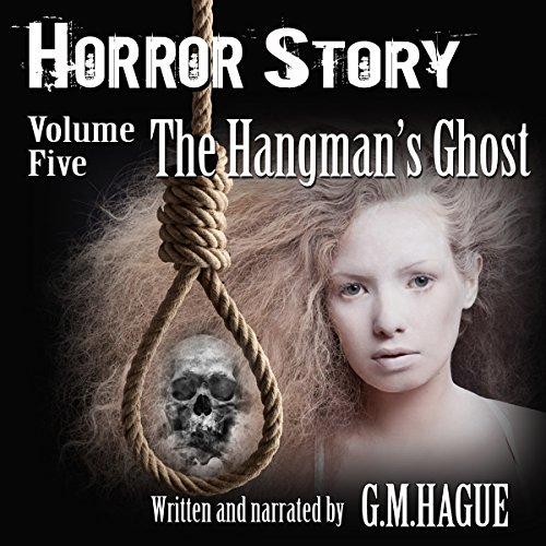 The Hangman's Ghost audiobook cover art