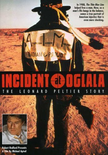 Incident at Oglala: Leonard Peltier Story [Reino Unido] [DVD]