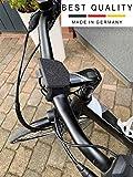 F3D Cover Bosch eBike Display Soporte Intuvia Nyon Tapa Protectora, Midnightblack-Metallic