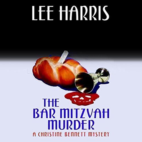 The Bar Mitzvah Murder audiobook cover art
