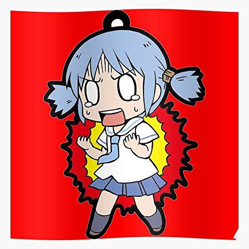 Loli Haven Hentai Ahegao Anime Lewd Logo Japan Póster de impresión de arte de pared para decoración del hogar !
