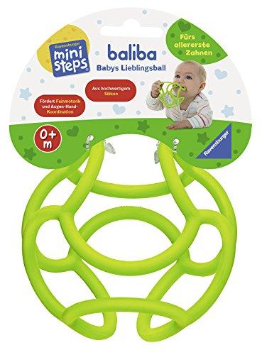 Ravensburger ministeps 04551 - baliba - Babys Lieblingsball (grün)