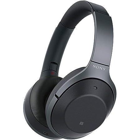 ソニー ワイヤレスノイズキャンセリングヘッドホン WH-1000XM2 : Bluetooth/Amazon Alexa搭載/ハイレゾ 最大30時間連続再生 密閉型 マイク付 2017年 360 Reality Audio認定モデル ブラック WH-1000XM2 B