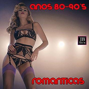 """Anos 80-90""""S Romanticas"""