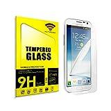 cogac ACTECOM® Protector DE Pantalla Compatible para Samsung Galaxy S3 I9300 Cristal Vidrio Templado